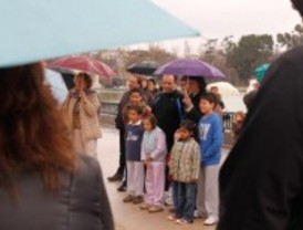 Alcorcón celebra la primera 'Jornada en Familia' en el Centro Cultural Siete Ojos