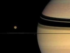 El Planetario de Madrid acoge la exposición 'Viaje a Saturno'
