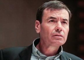 """Tomás Gómez apela al """"coraje"""" de los madrileños en 2015"""
