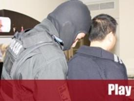 Prisión para los primeros detenidos de la red china