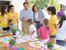 Se clausura la colonia de verano para niños con discapacidad de Espacio Ocio Pozuelo