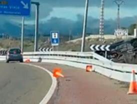 Piden 360.000 euros por un accidente en 'la curva de la muerte'