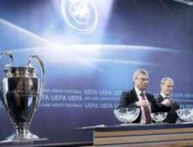 El sorteo de Champions depara grupos difíciles a Madrid y Atlético
