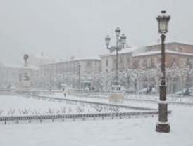 Alcalá de Henares activa el Plan de Emergencias por la nevada
