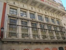 Amigos del Albéniz denuncian inundaciones en el teatro y piden declararlo BIC