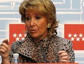 Aguirre asegura que el Gobierno central ha cedido a Madrid 67 millones, no 843 como afirmaba éste