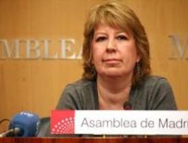 Maru Menéndez portavoz del PSOE en la Asamblea: