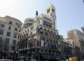 El Círculo de Bellas Artes, un faro cultural frente a la Gran Vía