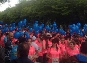 30.000 participantes corren contra el cáncer en la Carrera de la Mujer