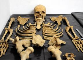 Esqueleto Visigodo