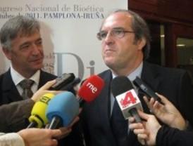 Gabilondo insiste en que no sobran profesores y pide que no haya recortes en educación