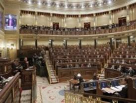 Primera votación sobre la reforma laboral