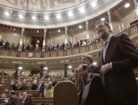 El Congreso elige a Rajoy presidente de Gobierno