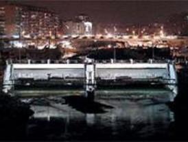 El Río Manzanares enciende la nueva fachada de Madrid