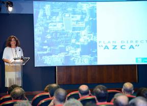 Ana Botella presenta el plan de remodelación de Azca.
