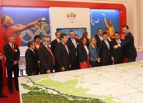 Madrid 2020 despliega sus encantos 'a escala' ante el COI