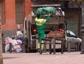 La basura se recogerá en Madrid cada dos días si hay huelga