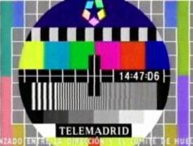 Seguimiento masivo de la huelga de Telemadrid