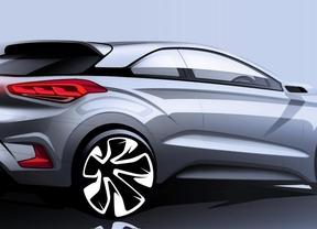 Así será el nuevo Hyundai i20 Coupe