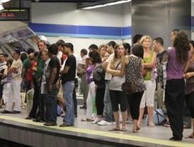Sin acuerdo en la reunión entre sindicatos y Metro
