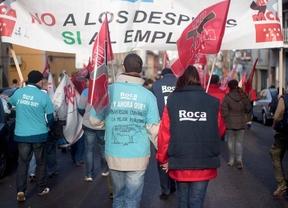 Alcalá reclamará a Roca los terrenos de la fábrica cerrada