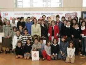 Más de 500 alumnos madrileños aprenden a emprender