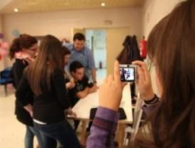 Diecisiete jóvenes de Getafe han participado en el taller de Arte Urbano para el cambio social