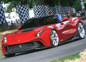 Ferrari F12 TRS, el