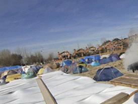 Finaliza la acampada de La Tenería
