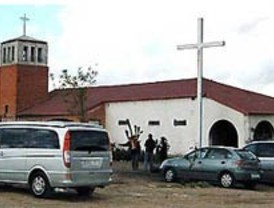 Detenido el ladrón de la iglesia de la Cañada