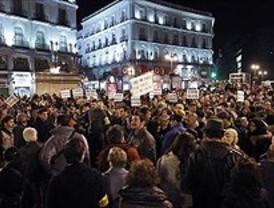 Protesta contra la