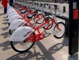 Clear Channel propone para Madrid un sistema de alquiler de bicicletas