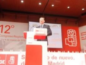 Tomás Gómez, crítico con Rubalcaba