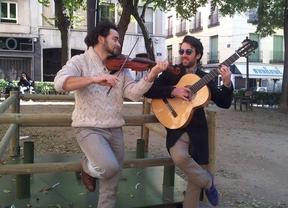 El 69% de los músicos callejeros obtendrá autorización para tocar en Centro