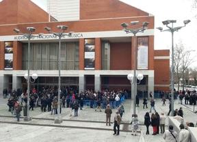 Colas en el Auditorio Nacional para dar el último adiós a Paco de Lucía