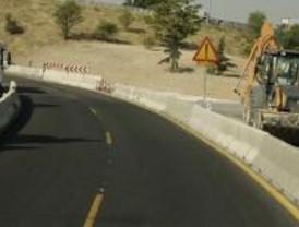 La Comunidad reabre al tráfico la M-541 en Cadalso de los Vidrios