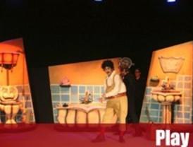 Teatro para niños en Valdebebas