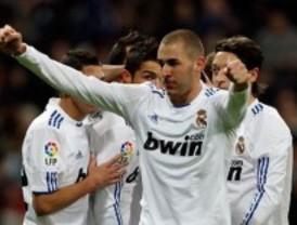 El Madrid gana al Mallorca por los pelos