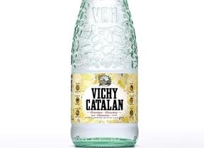 Vichy Catalán da relieve tridimensional al trencadís en sus envases