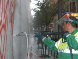 El Plan de Limpieza Integral llega a las calles de Vicálvaro