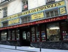 El restaurante Ciriaco y la librería Gabriel Molina, establecimientos centenarios
