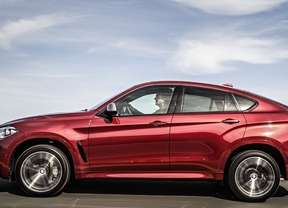 BMW X6, salto evolutivo en diseño y prestaciones