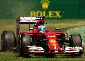 Ferrari impotente ante el 'lobby' alemán