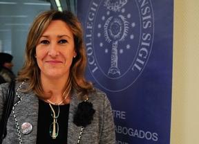 Sonia Gumpert, decana del Ilustre Colegio de Abogados de Madrid
