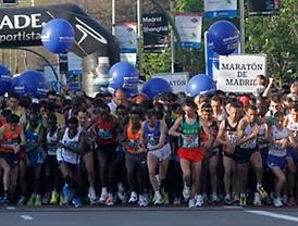 Thomspon Cherongony gana el Maratón de Madrid y consigue nuevo récord