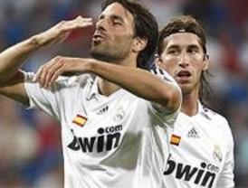 El Real Madrid cumple con su primer compromiso