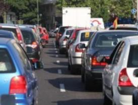 Jueves con complicaciones en el tráfico