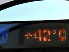 Nueva ola de calor con máximas de 42 grados