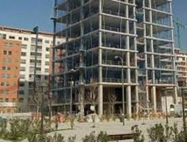El precio del suelo urbano se sitúa en Madrid en 1.023 euros el metro cuadrado