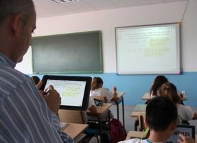 Las tabletas digitales irrumpen en la educación